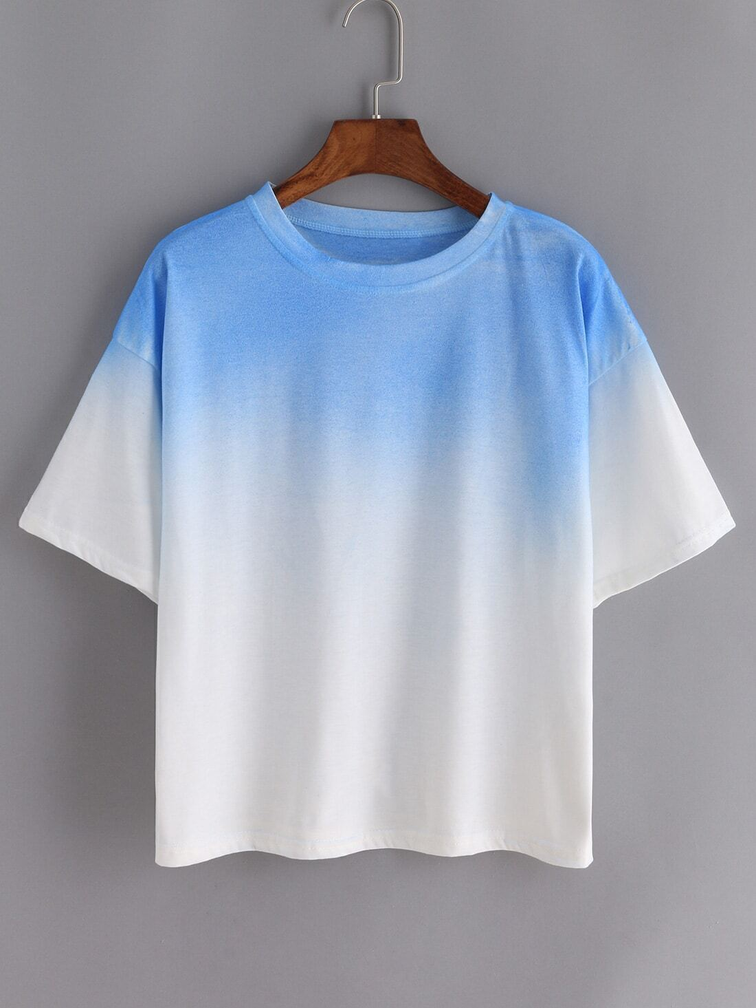 ombre shirts  Target