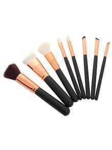 Makeup Brushes Set - 8 PCS
