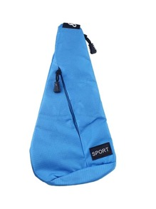 Blue Sport Style One Shoulder Backpack