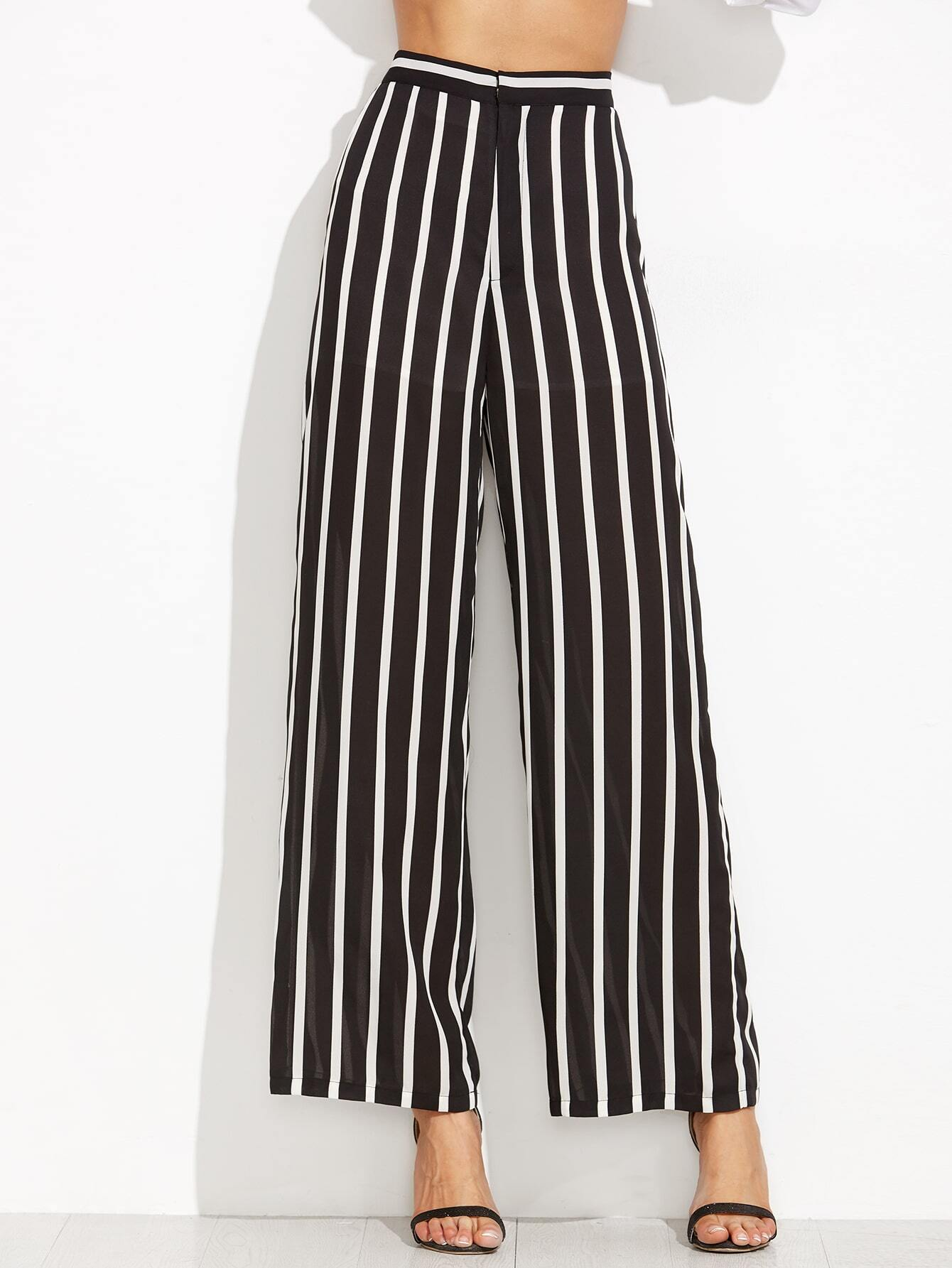 Wide Leg Trousers Styles Found Whether you're feelin' the tailored look or want to rock a pair of palazzo pants, we've got you covered when it comes to wide leg trousers.