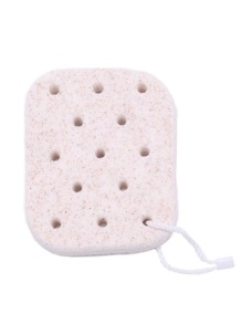 Rectangle Soft Sponge Cleansing Pad Puff