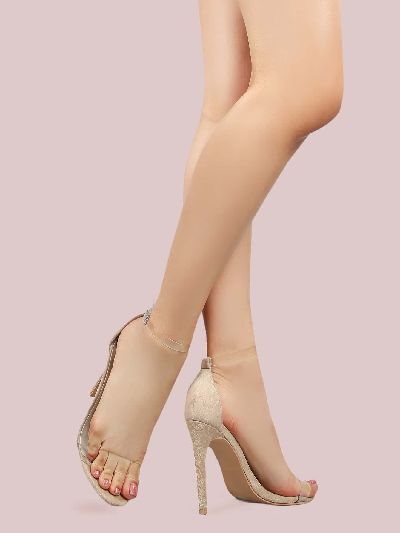 Women Naked In Stilettos 42