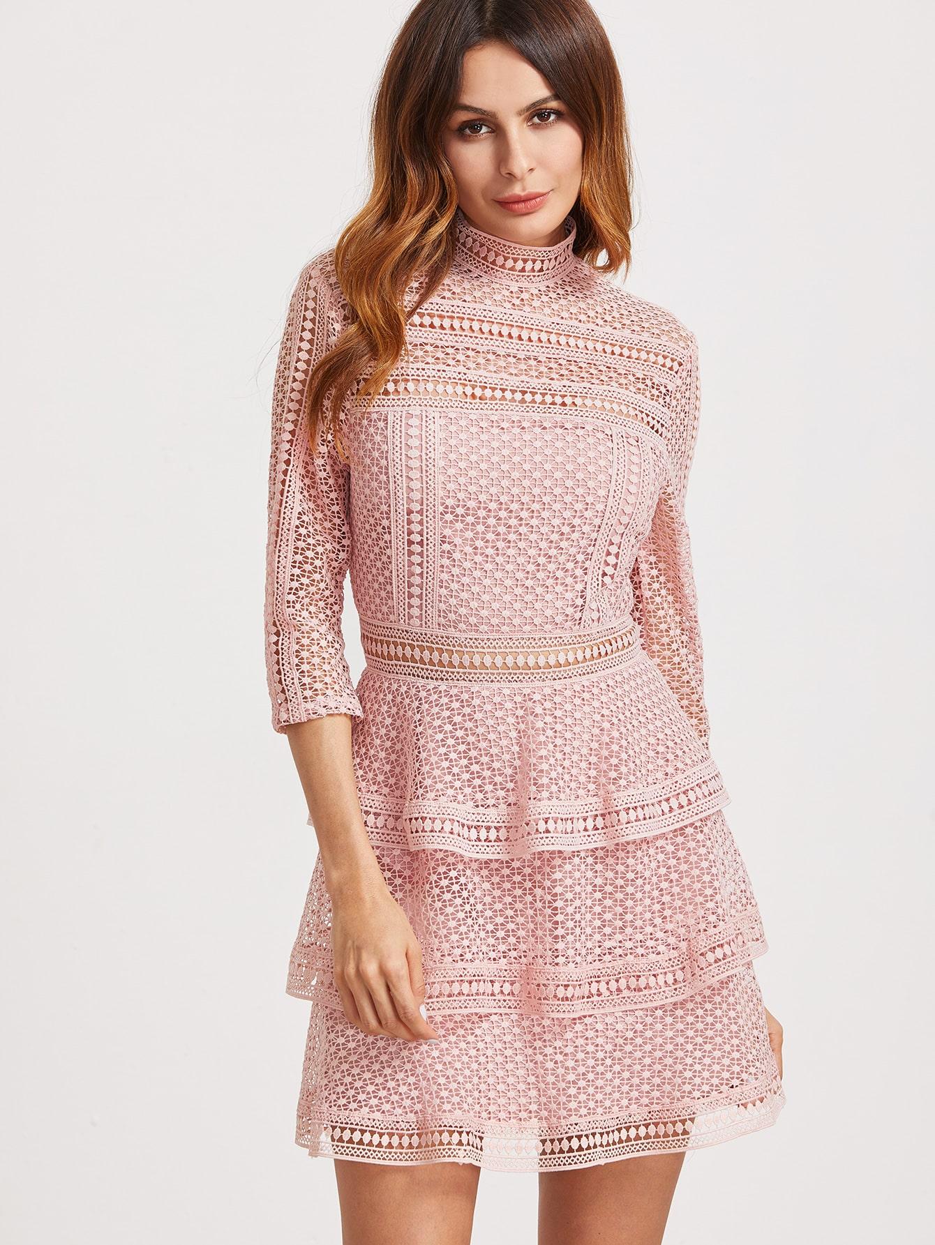 DRESSES - 3/4 length dresses Croch Clearance Free Shipping j1tnz