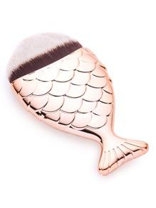 Fish Shaped Makeup Brush