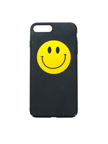 Black Smile Face iPhone 6/6s Case