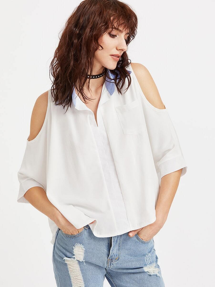 Блузки С Открытым Плечом С Доставкой