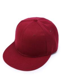Plain Casual Baseball Hat
