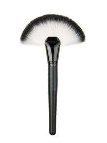 Fan Shaped Delicate Makeup Brush