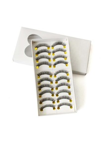 Basic False Eyelashes Set