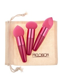 Multi Shaped Makeup Puff Set