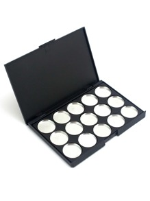 15 Color Empty Eye Shadow Palette