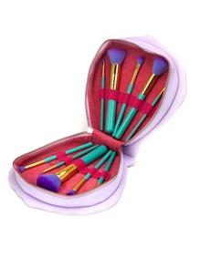 Delicate Makeup Brush Set