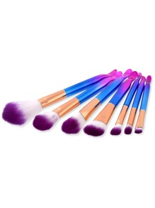 Ombre Delicate Cosmetic Brush 7pcs