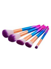 Ombre Makeup Brush Set 5pcs
