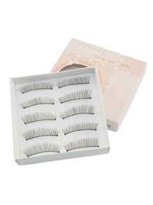 Slender False Eyelashes Set