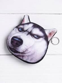 Dog Shaped Cute Purse