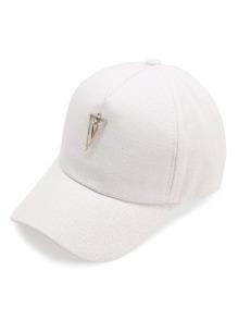 Triangle Embellished Baseball Cap