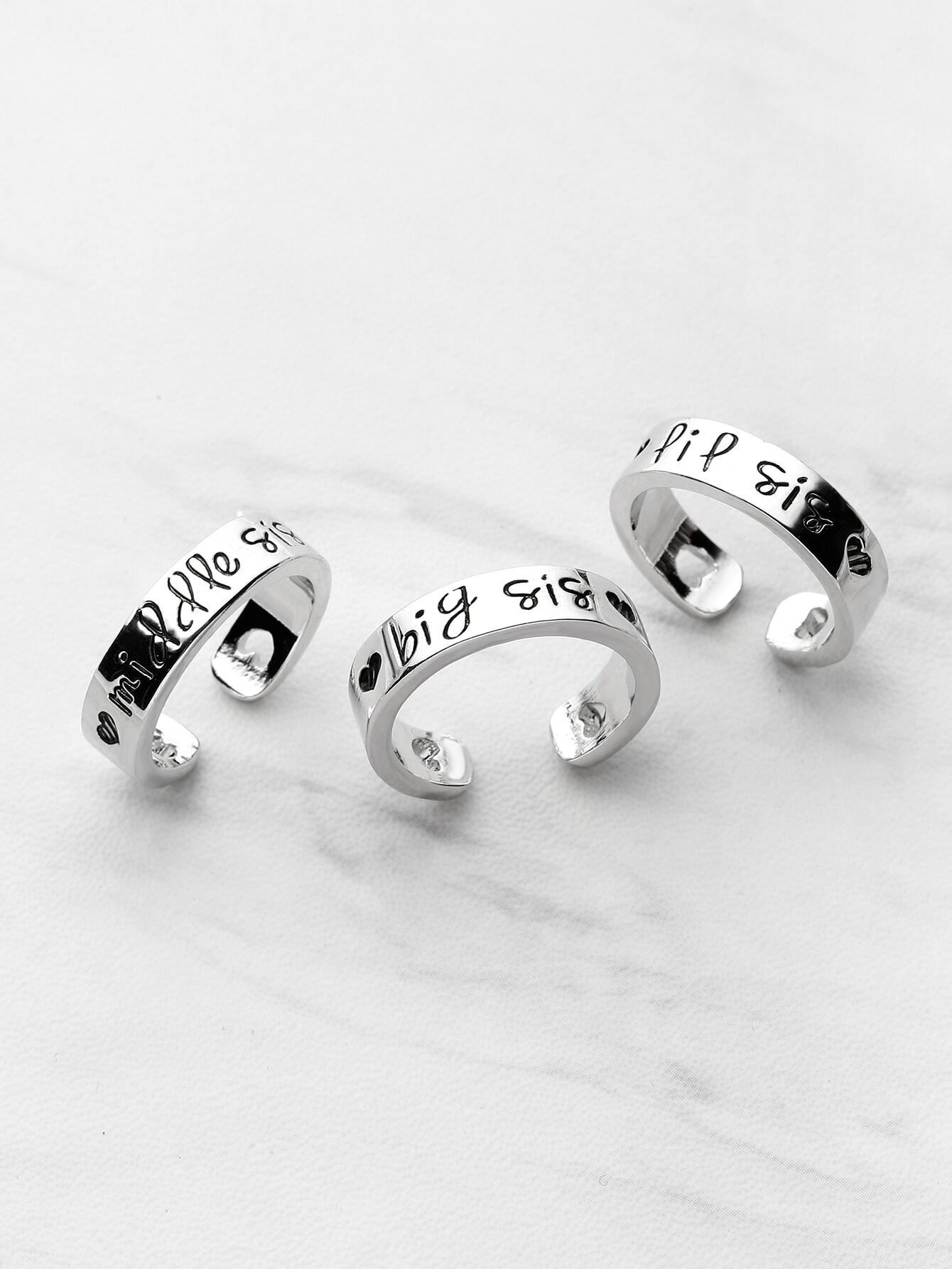 love rings original infinity product friendship ring silver promise sterling knot