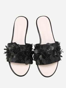 Flower & Beaded Design Sliders