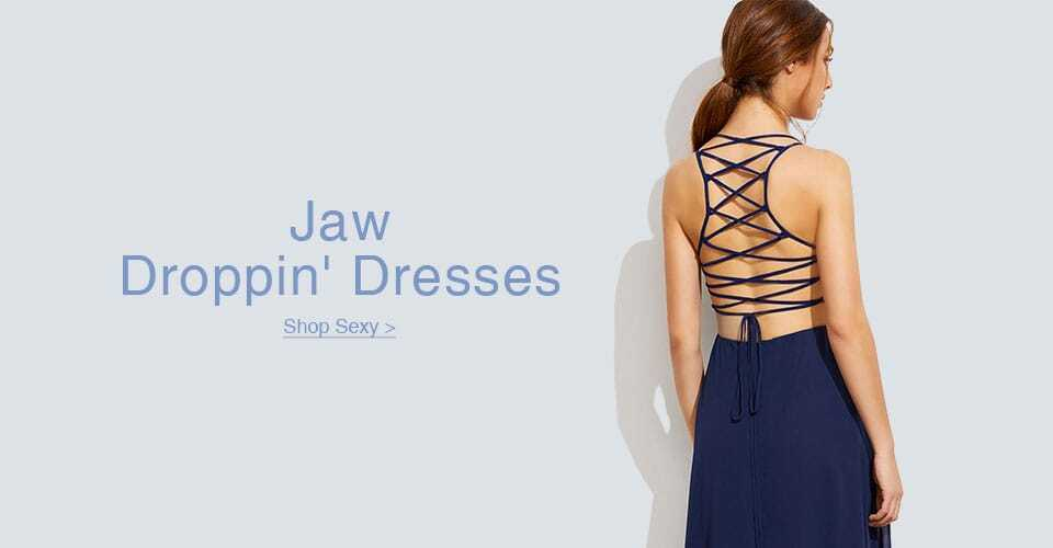 Jaw Droppin' Dresses