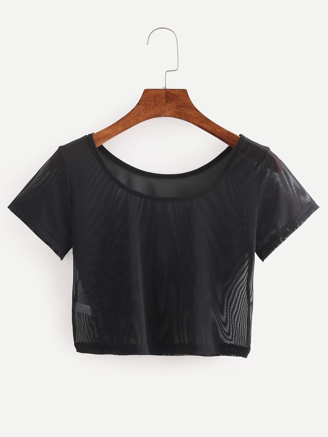 e7e613b6b Womens Black Mesh T Shirt – EDGE Engineering and Consulting Limited