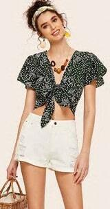 NEW IN BLOUSES